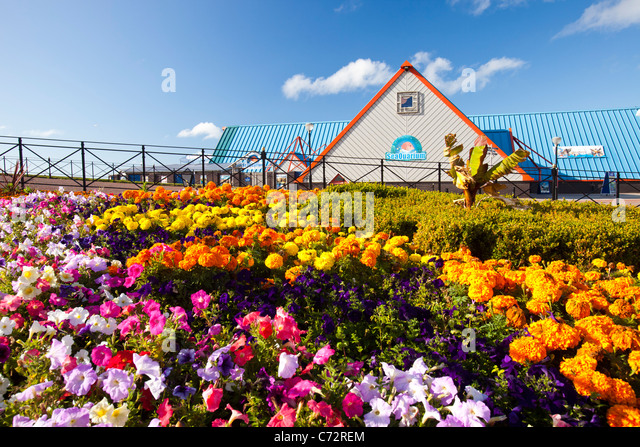 Rhyl And Sea Stock Photos & Rhyl And Sea Stock Images - Alamy