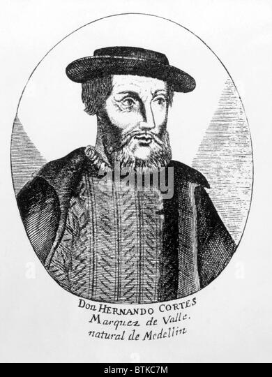 a biography of hernando cortez a spanish explorer and conqueror of the aztec empire Hernando de soto was a spanish explorer and conquistador who participated in the conquests of central america and peru and discovered the mississippi river explorer (c 1500–1542.