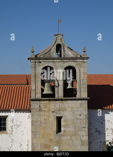 Architecture, Church, Bell, Roofing, Arrow, Roofing Red,white Wall,