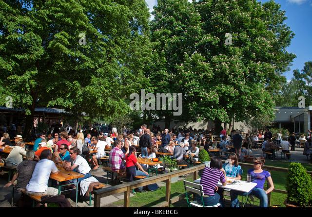 Citizen Cafe Beer Garden