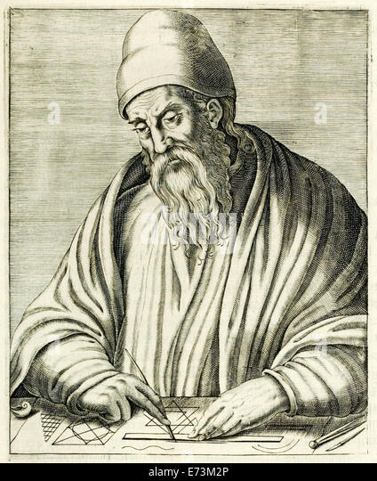a brief biography and life work of euclid an ancient greek mathematician Although euclid is a famous mathematician egypt and lived until about 300 bc euclid's most famous work is his collection of a history of greek mathematics.