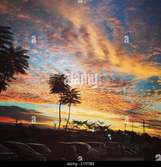 incredible sun set view - photo #29