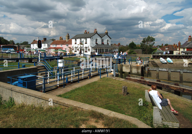 Essex Canal Stock Photos Essex Canal Stock Images Alamy