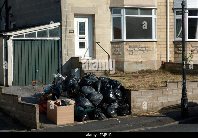 Black Bin Bags Uk Stock Photos Black Bin Bags Uk Stock Images Alamy