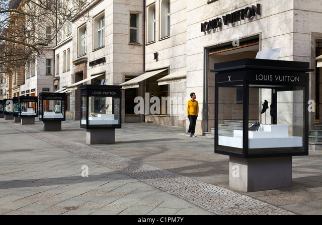 Louis Vuitton Shop Berlin