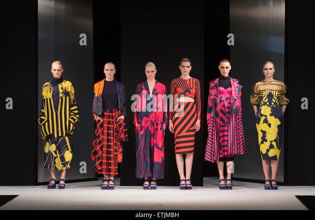 London Fashion Week 2015 Stock Photos London Fashion Week 2015 Stock Images Alamy