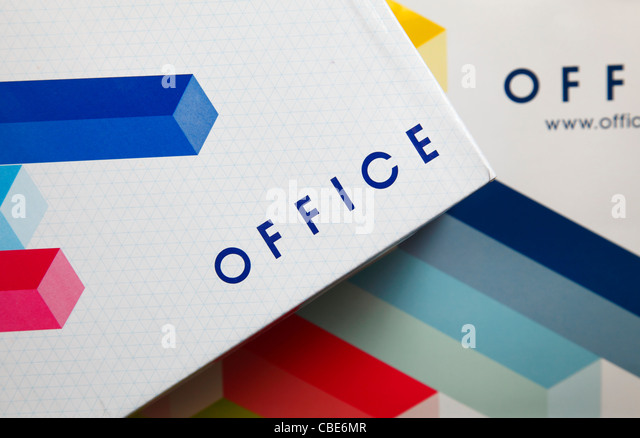 Plain Office Shoe Shop Packaging On Inspiration Decorating