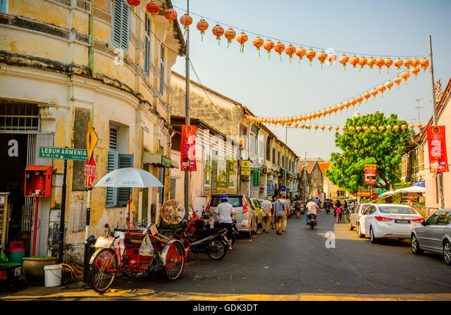 georgetown-penang-malaysia-february-15-2