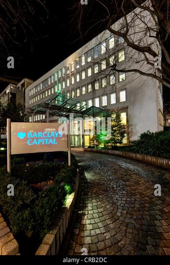 barclay bank frankfurt