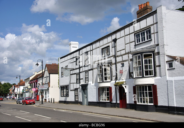 Ripley United Kingdom  city photos : Ripley Surrey England Uk Stock Photos & Ripley Surrey England Uk Stock ...
