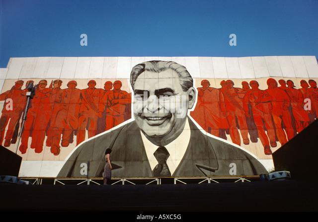 political-poster-of-brezhnev-tashkent-uz