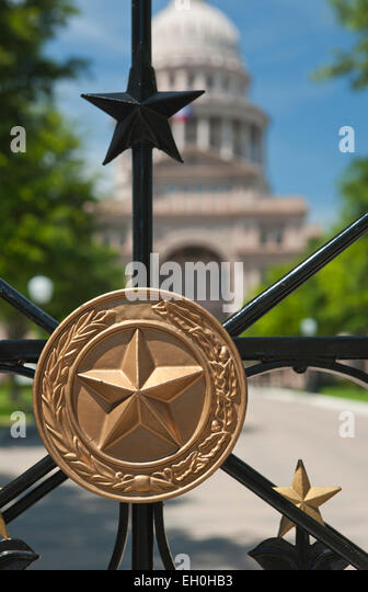Texas star stock photos images alamy