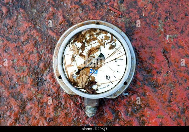 pressure gage stock  pressure gage stock images alamy