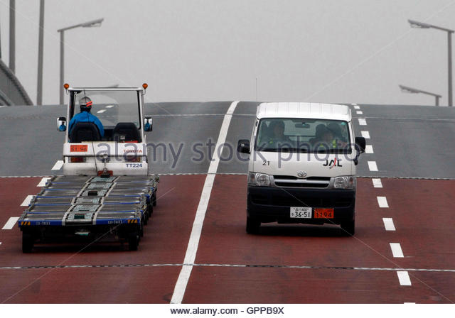 Toyota van stock photos toyota van stock images alamy for Motor city towing detroit