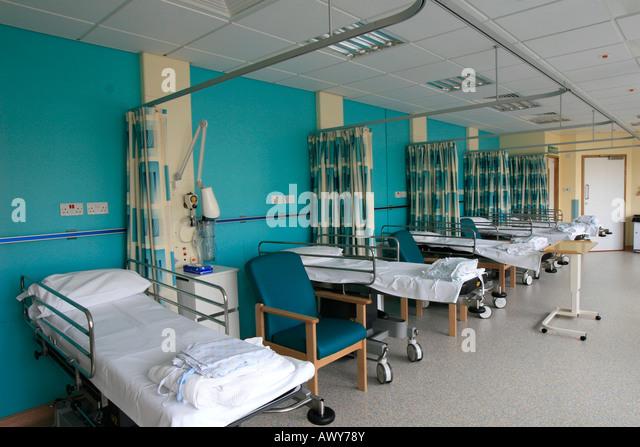 Nhs Hospital Ward Beds Stock Photos Amp Nhs Hospital Ward