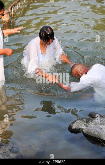 Baptise Stock Photos & Baptise Stock Images