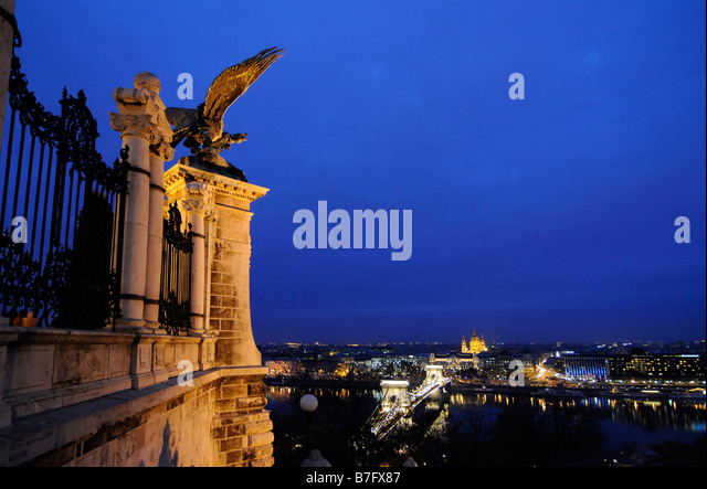 Budapest hungary dawn view from stock photos budapest for 1161 dawn view terrace