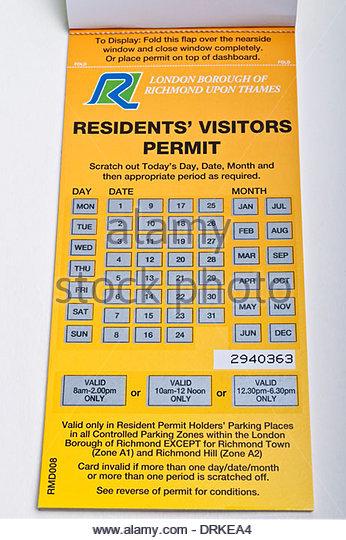 Haringey Car Park Permits