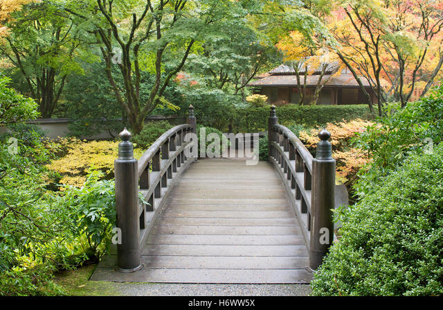 Japanese Garden Design Stock Photos Japanese Garden Design Stock