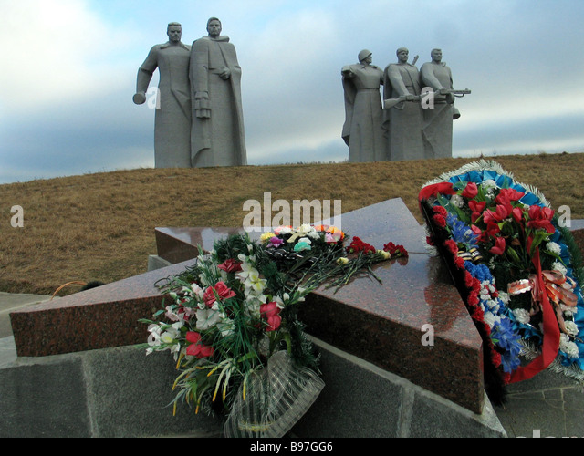 Moscow region. Museum of Heroes Panfilov and Memorial 98