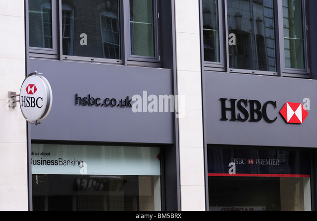 hsbc canterbury branch
