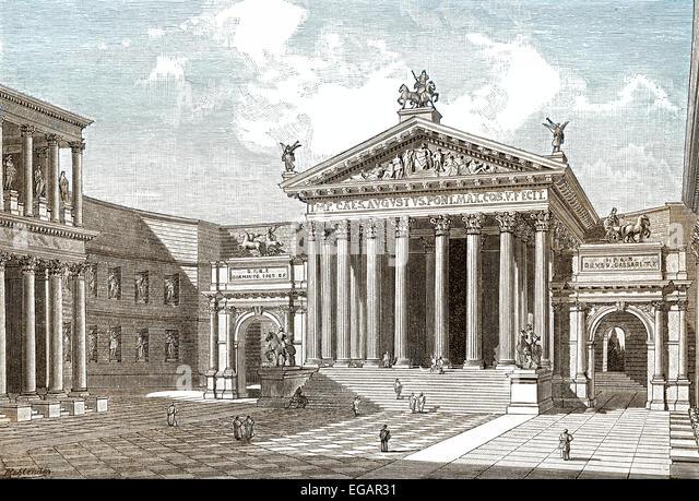 Ancient Roman Forum Reconstruction | www.pixshark.com ...