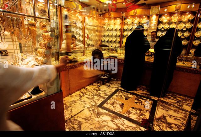 New Gold Souk Building Bur Dubai