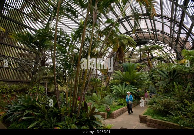 Botanical Garden, Balboa Park, San Diego, California, United States Of  America