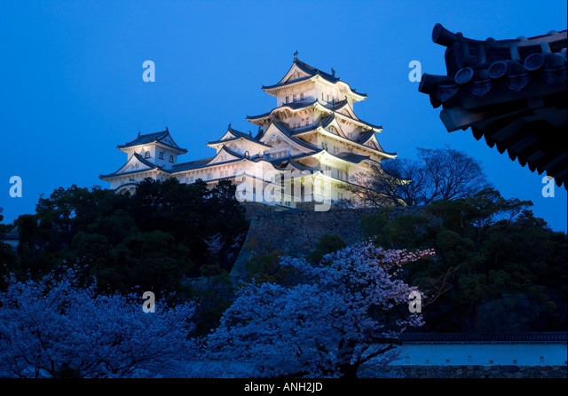Himeji Castle Stock Photos & Himeji Castle Stock Images - Alamy