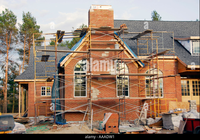 Complet stock photos complet stock images alamy for Complete home construction