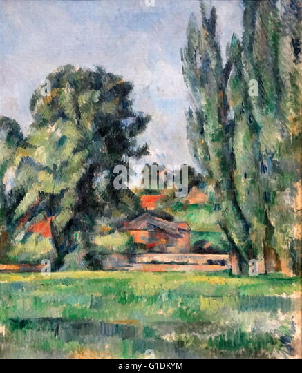 a biography of paul cezanne a french artist and post impressionist painter • paul cezanne (noun) the noun paul cezanne has 1 sense: 1 french post-impressionist painter who influenced modern art (especially cubism) by stressing the structural components latent in nature (1839-1906.