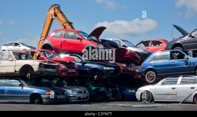 Nottingham Scrap Yard Car Parts