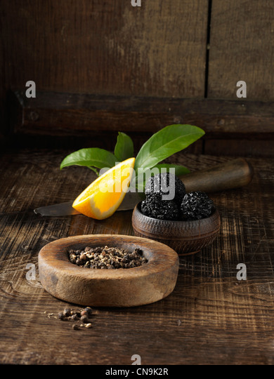 Black Truffle Food Stock Photos & Black Truffle Food Stock Images ...