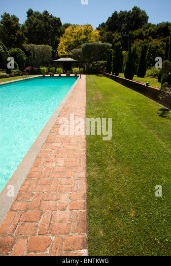 Filoli stock photos filoli stock images alamy for Filoli garden pool