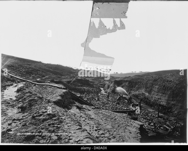 Gulch Mining Stock Photos Amp Gulch Mining Stock Images Alamy