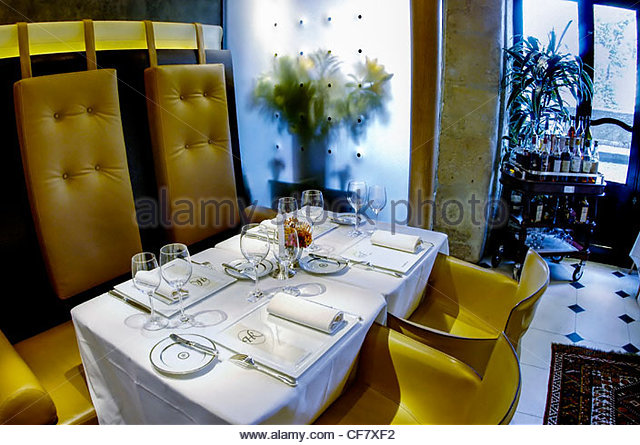 fancy tables contemporary luxury business european stock photos fancy tables contemporary. Black Bedroom Furniture Sets. Home Design Ideas