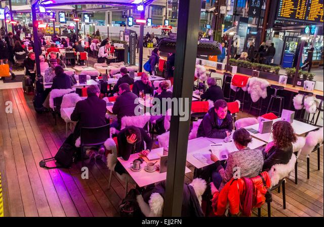 Cafe De Paris Interior Night Stock Photos Amp Cafe De Paris
