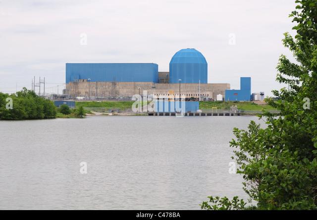 Exelon clinton power station