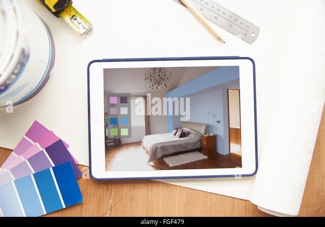 Tablet tin stock photos tablet tin stock images alamy for Best tablet for interior designers