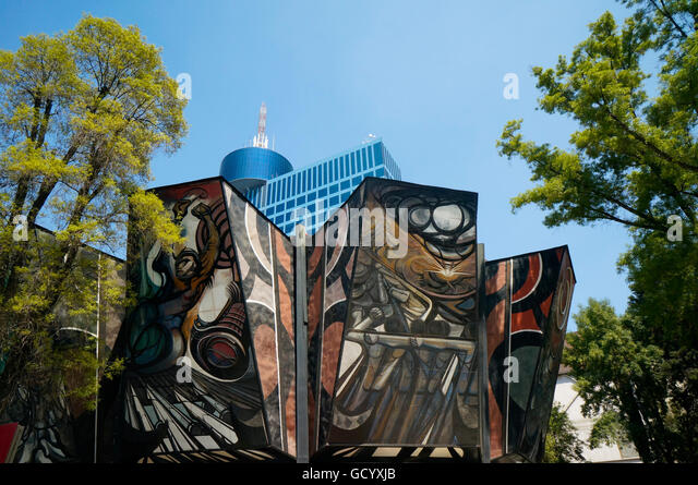 Alfaro stock photos alfaro stock images alamy for Mural siqueiros