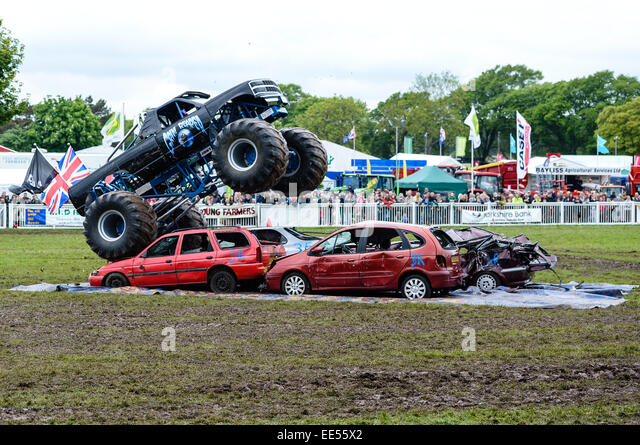 Monster Truck Show Stock Photos Monster Truck Show Stock Images
