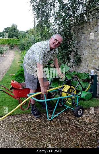 Chiswick house garden stock photos chiswick house garden for Gardening volunteering london