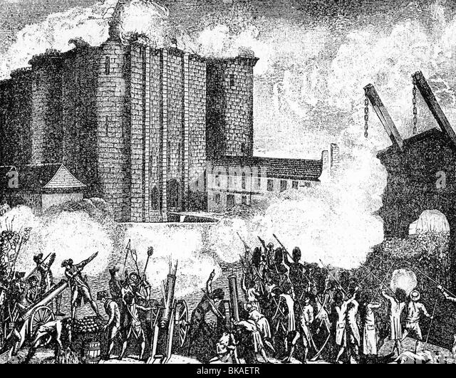 the revolutionary storming The french revolution (french: révolution française [ʁevɔlysjɔ̃ fʁɑ̃sɛːz]) was a period of far-reaching social and political upheaval in france and its.