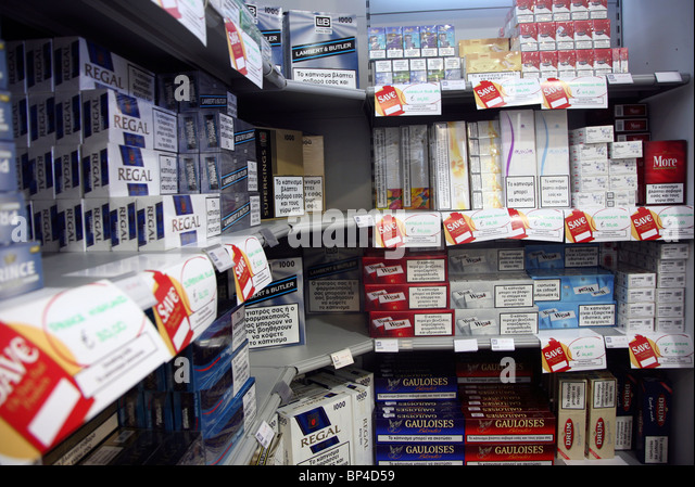 Cigarettes Gitanes distributors in Australia