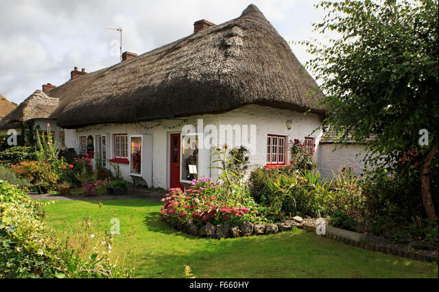 Adare cottage stock photos adare cottage stock images for Adare house