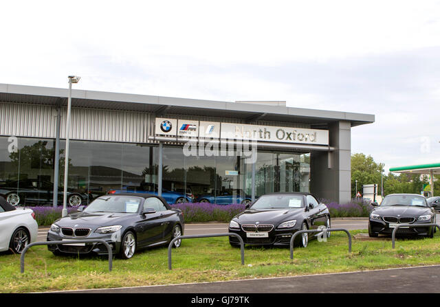 North oxford stock photos north oxford stock images alamy for Garage bmw en france