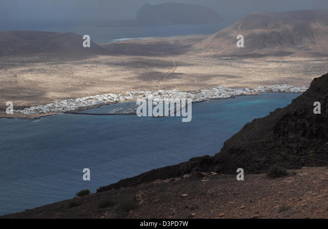 Isla La Graciosa Stock Photos & Isla La Graciosa Stock Images - Alamy