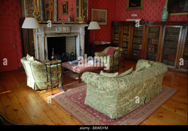 Interior Of Bantry House, It Is A Stately Home Overlooking Bantry Bay In  The South Part 54