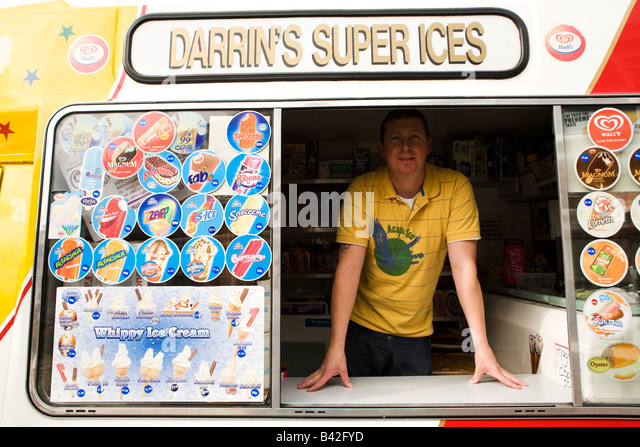 Icecream Man Stock Photos & Icecream Man Stock Images - Alamy
