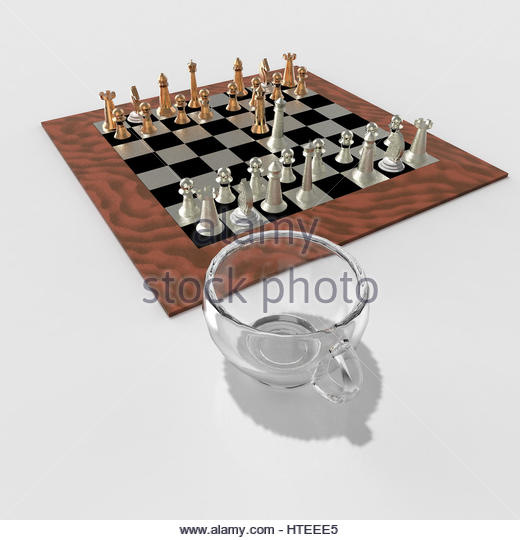 Chess Cafe Stock Photos Chess Cafe Stock Images Alamy